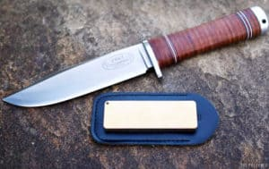 How to Sharpen a Survival Knife