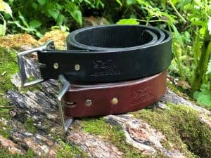 leather belts for survival