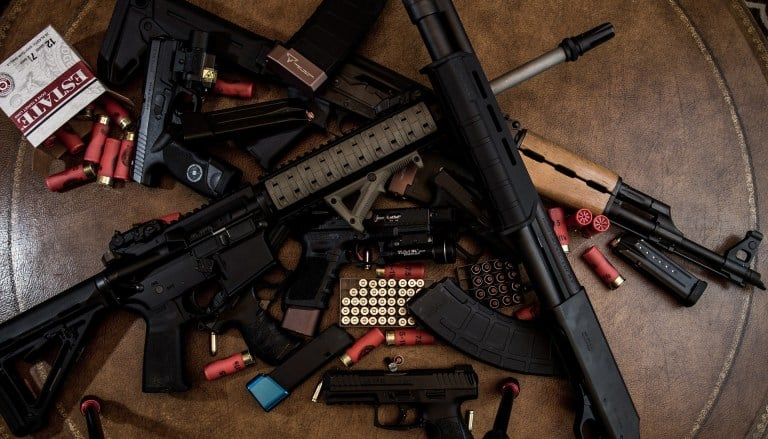 Rifles for Survival Situations